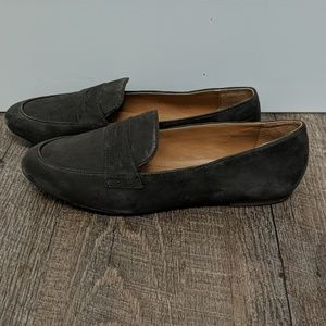 J.Crew Suede Loafer, size 8.5